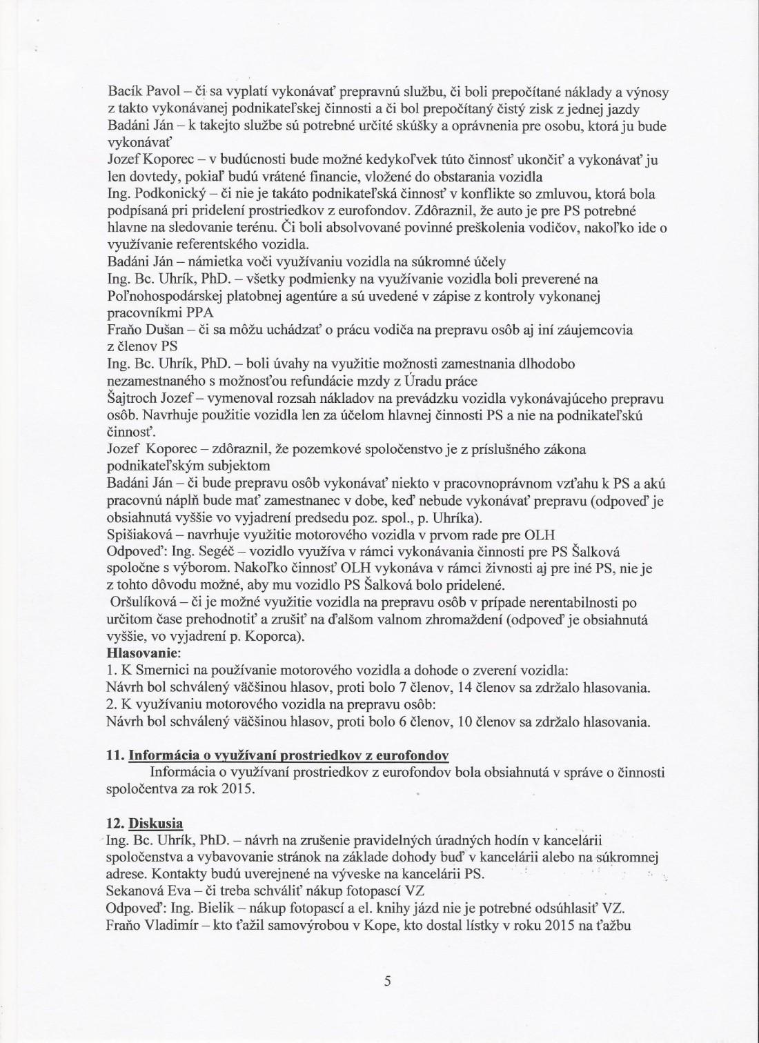 Zápisnica z VZ 14.5.2016 strana č.5