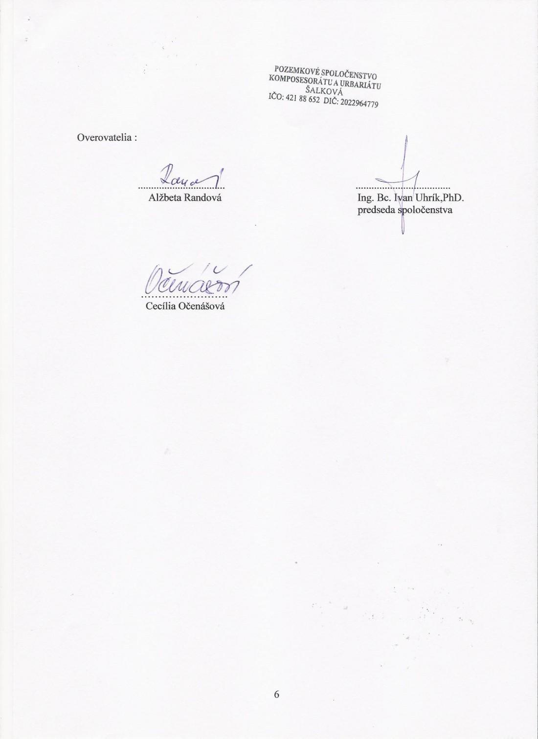 Zápisnica z VZ 6.5. 2017 - strana č. 6