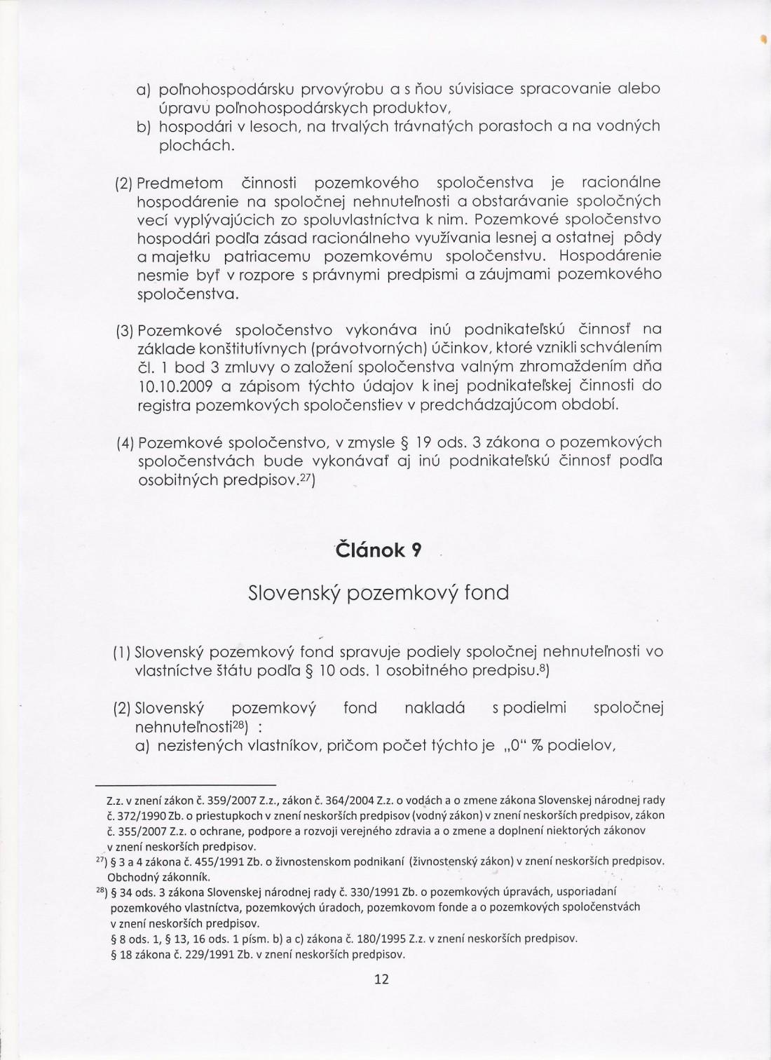 Zmluva o PS zo dňa 4.5.2019 - strana č. 12