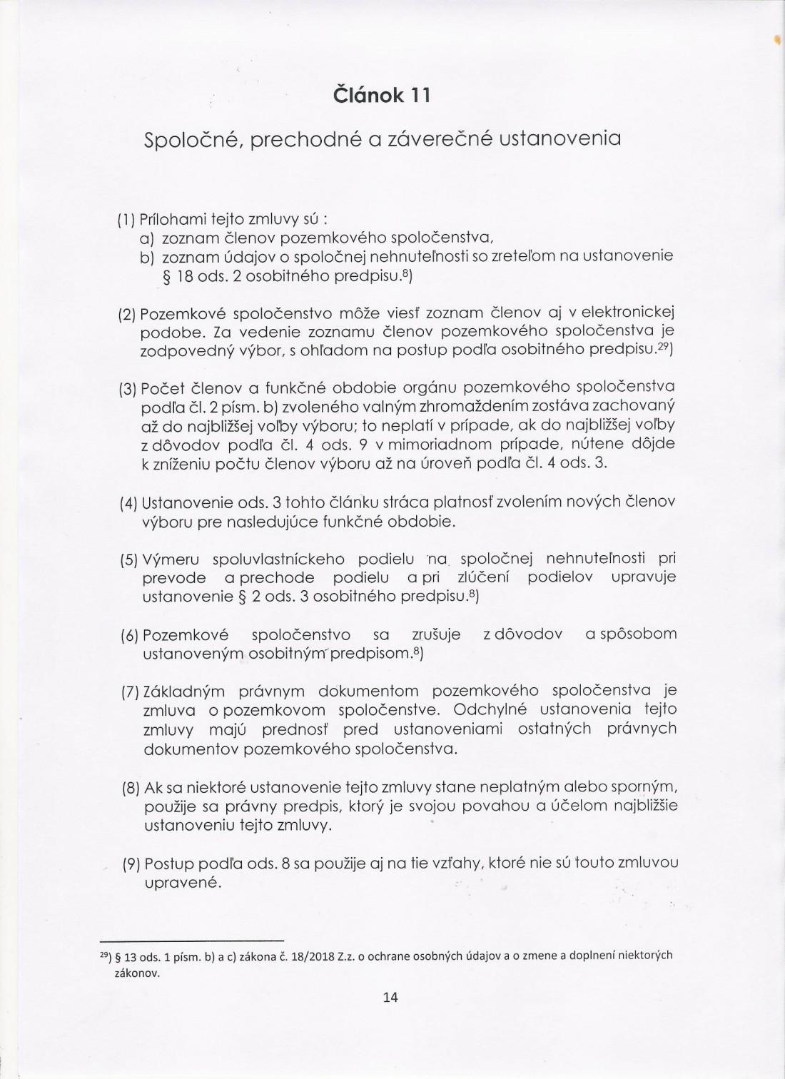 Zmluva o PS zo dňa 4.5.2019 - strana č. 14