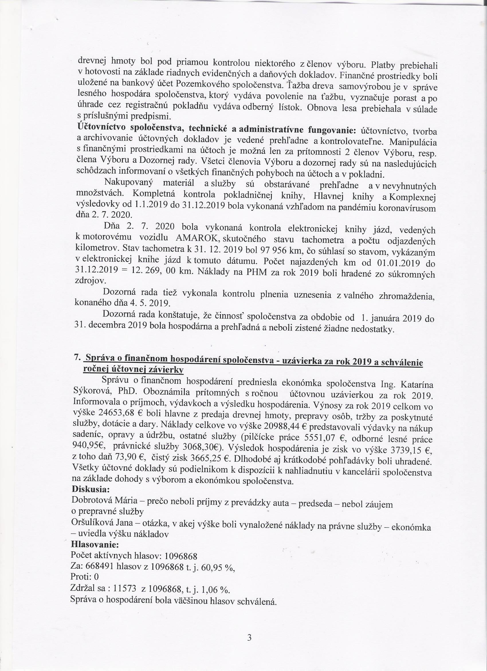 Scan - Zápisnica z VZ 18.7.2020 - strana č. 3